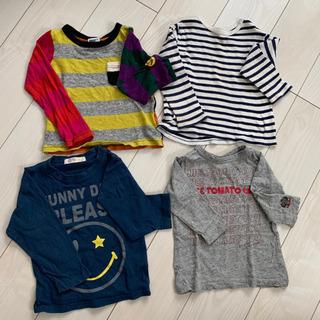 子供服 100㎝ロンT 4枚セット
