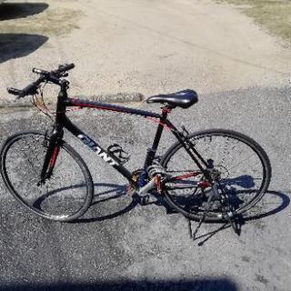 ジャイアントRX3 サイズL クロスバイク 若干カスタム