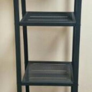 鉄製置き段棚(お取引中)の画像