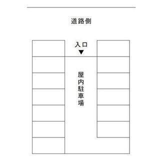 下関駅徒歩14分 下関医療センター(元厚生病院)すぐ近く 屋根付...
