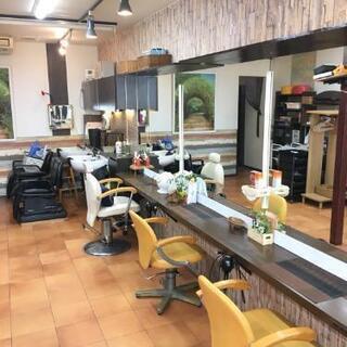 美容室🌸元異業種OK✨面接の方カット無料✂️😀