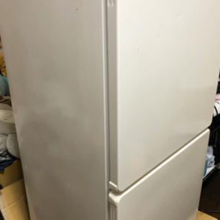 冷蔵庫 無印良品2010年製