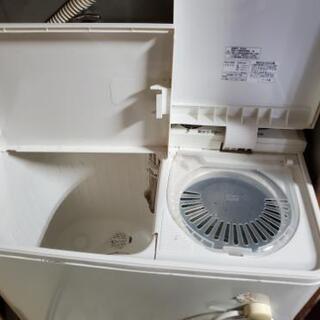 洗濯機 2層式