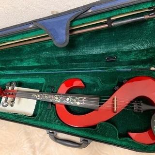 バイオリン、電子バイオリン 値下げしました