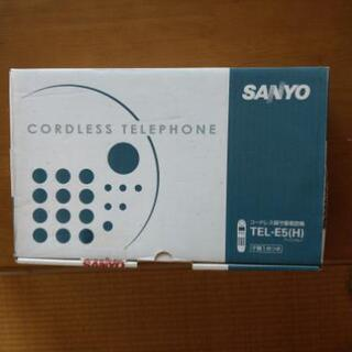 SANYO 古い電話機