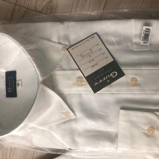 〈新品未使用〉カッターシャツ 長袖 白 M