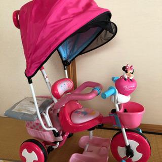 ミニ ベビー 三輪車