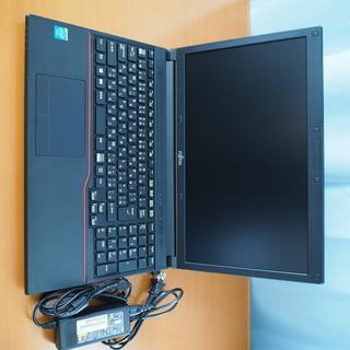 富士通 ノートパソコン A553  Windows10/C…