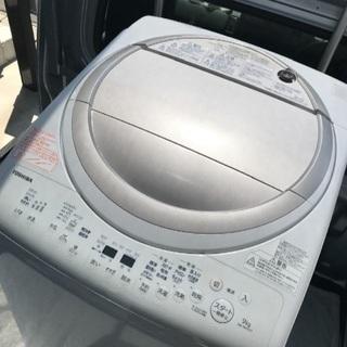 取引中2016年製東芝マジックドラム洗濯乾燥機容量9キロ美品。千...