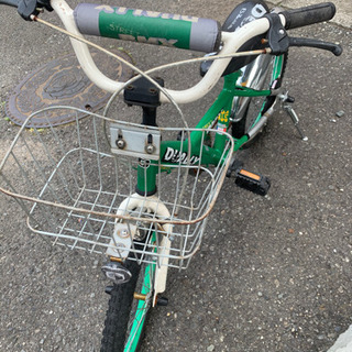 [お取引中]子供用自転車