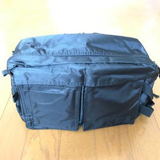 美品 ヘッド・ポーター NEW WAIST BAG BLACK ...