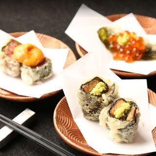 【与太呂 神戸店】さっくり天ぷらと繊細で上質な鯛めしを堪能