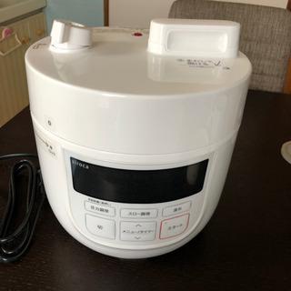 未使用☆電気圧力鍋