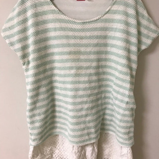 マタニティand授乳服 オリーブデオリーブ Lサイズ