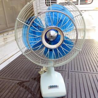 昭和レトロ ナショナル扇風機 中古
