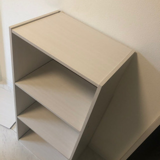 アイリスオーヤマカラーボックス(4月購入)