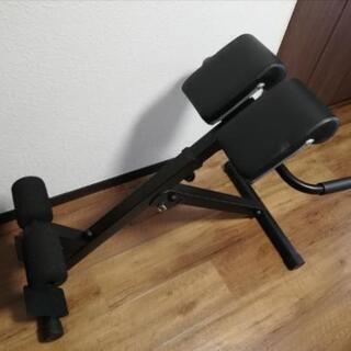 【決まりました】背筋トレーニングマシン【筋トレ】の画像