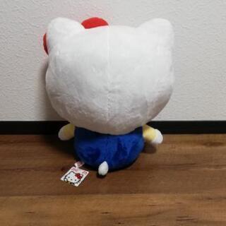 【ワンコイン】キティちゃんのぬいぐるみ - 福岡市