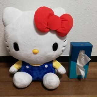 【ワンコイン】キティちゃんのぬいぐるみの画像