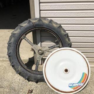 クボタ田植え機 SPA 前輪タイヤ チューブタイヤ 1本