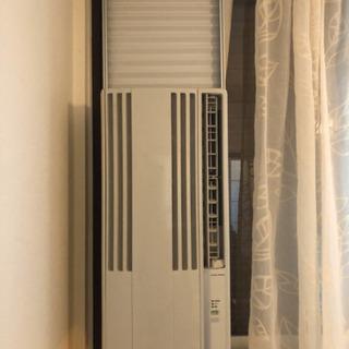 窓用エアコン。
