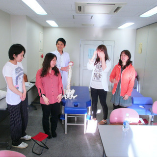 京都の整体学校!初心者からプロの整体師になれる!