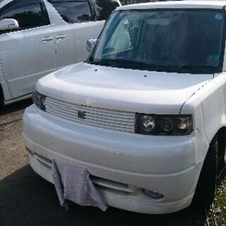 人気の トヨタ Bb 白