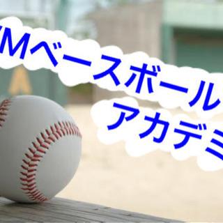 元プロ野球選手が指導する野球アカデミー