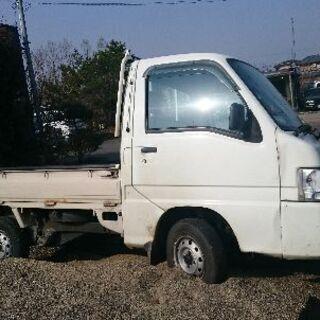 人気の スバル サンバ トラック 4WD