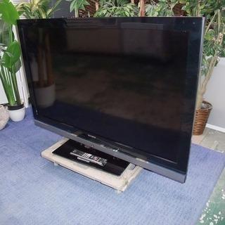 R1075) ソニー 液晶デジタルテレビ KDL-46V5 テレ...