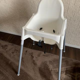 【IKEAイケア】ANTILOP ベビーハイチェア美品