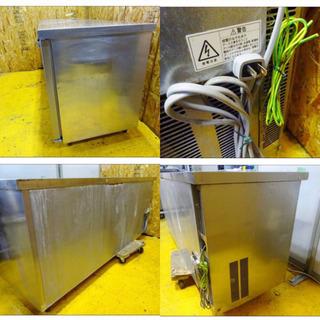 (4767-1)ホシザキ 業務用テーブル形冷凍冷蔵庫 RFT-180SNE 冷蔵側ドアパッキン新品交換済み 台下冷蔵庫 中古品 飲食店 店舗  - 売ります・あげます