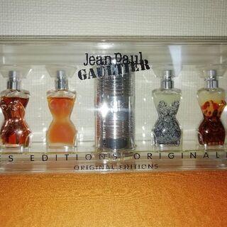ジャンポールゴルチェ香水ミニセット