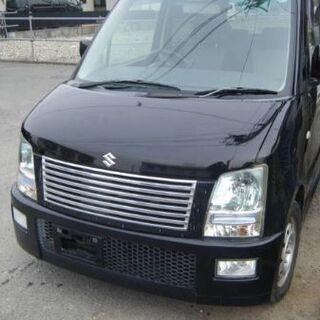 人気の スズキ ワゴンR リミテッド 4WD 黒