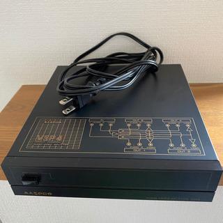 マスプロ AV分配器 美品❗️ - 大阪市