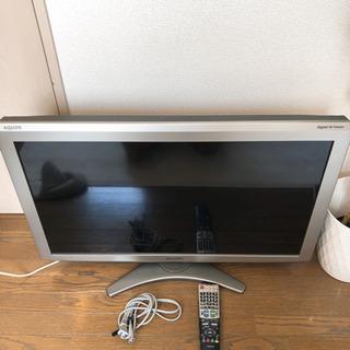 テレビ AQUOS 32型