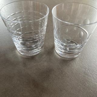 私の部屋 グラス 2個セット