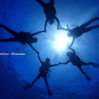 ダイビングライセンス取得スクール☆地元沖縄の海で遊ぼう♪ お得な...
