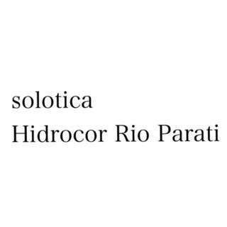 solotica hidrocor Rio Parati