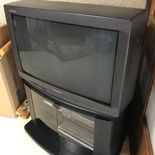 テレビ(テレビ台付き)