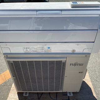 即日対応 取付工賃込み 富士通 エアコン 2016年 6畳