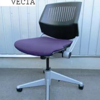 【人間工学理論】スチールケース VECTA カートチェア 肘無し