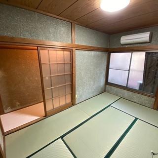 【大家直接】船橋駅徒歩15分の2LDKの戸建です!