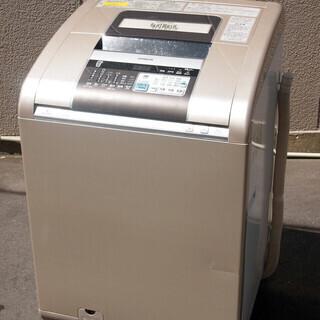 ⑲日立 9kg / 6kg 洗濯乾燥機 ビートウォッシュ BW-...