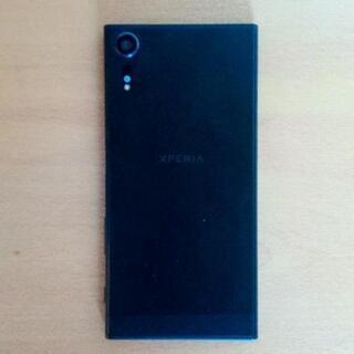 Xperia XZs Black 32GB Softbank