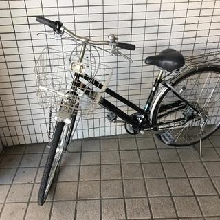 《中古》maruishi  カジュアル自転車