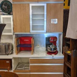 パモウナ Pamouna 食器棚 レンジボード キッチンボード ...