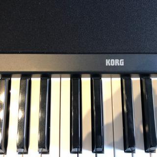 KORG 電子ピアノB1 88鍵スタンド付
