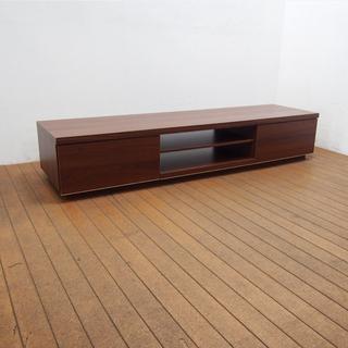 良品 木製 テレビボード テレビ台 幅150cm (CA63)