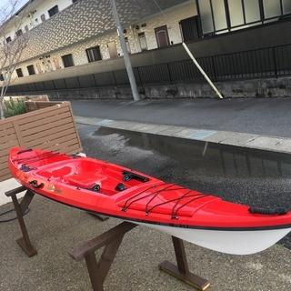 【取引中】ロックンロール・カヤックス デスペラード 中古艇
